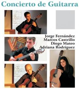 Concierto de Guitarra en el Ateneo de Valladolid